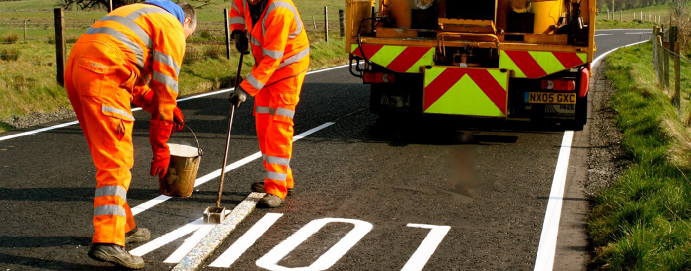Road Marking Ireland & UK  RSC Group