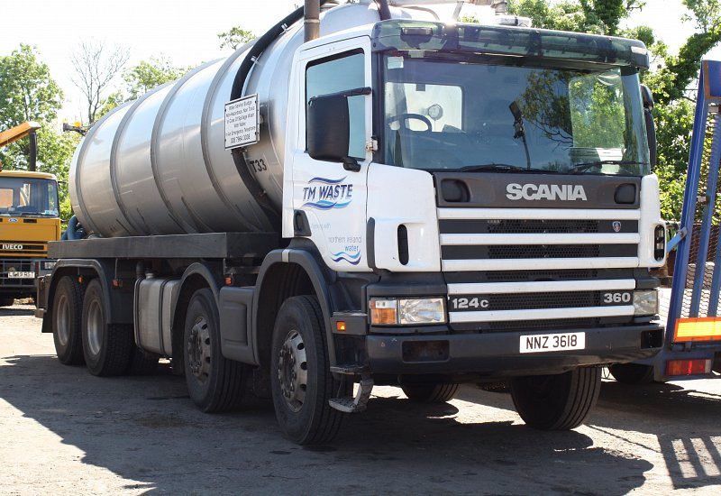 Transportation of Leachate